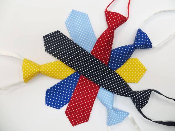 fa0527aca80 Παιδικές γραβάτες ριγέ με λάστιχο – ΚΩΔ. 00191   Victoria Athens