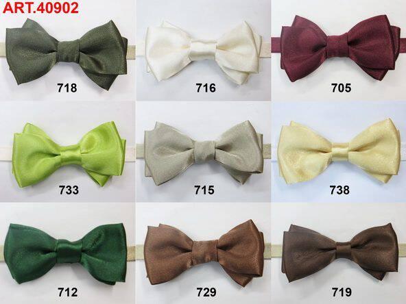 f83e84d0523 Παιδικά παπιγιόν μονόχρωμα σε μεγάλη ποικιλία χρωμάτων για αγόρια και  κορίτσια.Για το σατέν οδηγό δείτε παρακάτω τα δείγματα και σημειώστε τον  κωδικό 40902 ...